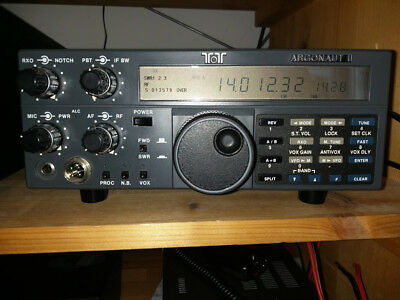 Ten Tec KW QRP Transceiver Argonaut II Model 535