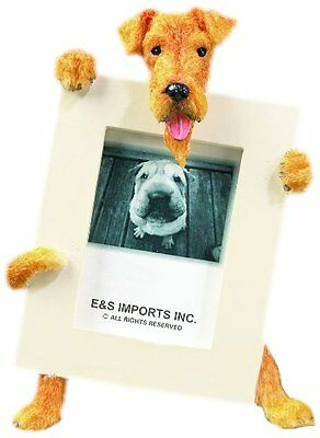 Airedale Terrier Dog Picture Photo Frame