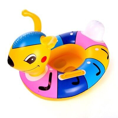 Infant Toddler Baby Swimming Float Ring Inflatable Kids Safety Aid Float Seat