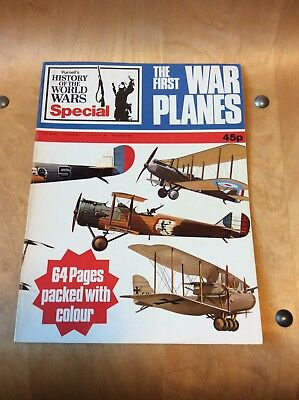 History Of The World Wars...the 1St War Planes.