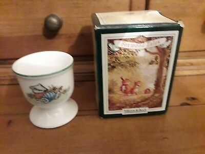Villeroy & Boch Foxwood Tales Egg Cup New And Boxed