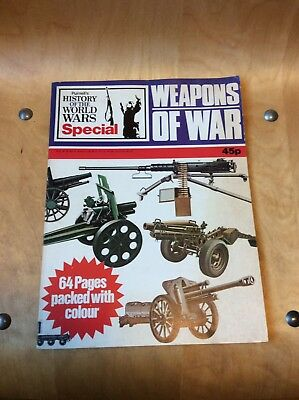 History Of The World Wars...weapons Of War.