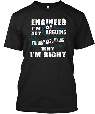 Funny Engineering Gifts For Engineer Hanes Tagless Tee T-Shirt