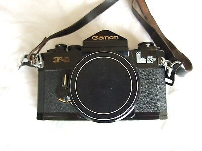 Canon F1 Lake Placid 1980 Olympic Model 35mm Film Camera