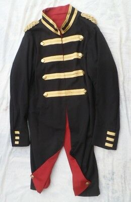 A 19th. Century style footman or retainers blue coatee