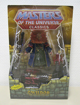 Masters Of The Universe Classics Gwildor Mattel Matty Collector