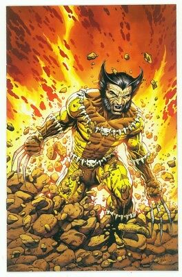 Marvel Comics Return of Wolverine #1 Fang McNiven Virgin Variant Cover