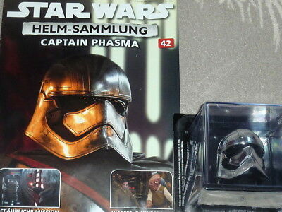 Star Wars - Helm Sammlung - Nr.42 - Captain Phasma
