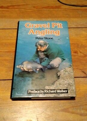 Fishing book Gravel Pit Angling