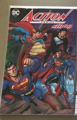 ACTION COMICS #1000 DYNAMIC FORCES DAN JURGENS VARIANT DC Comics Superman
