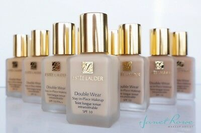Estee Lauder  Double Wear Stay In Place Foundation 2C1 Pure Beige 5Ml Sample