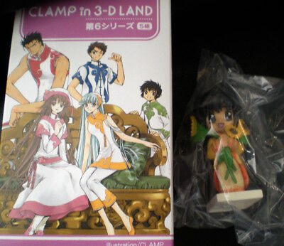 CLAMP IN 3d LAND 6 – AKIRA from Clamp School Detectives