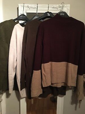 Ladies Jumpers Size 10/S