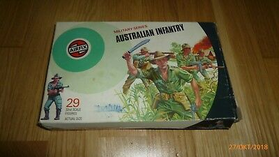 ** Airfix Military - Australian Infantry **mit Verpackung