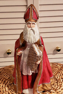 Duncan Royale SAINT ST NICK Ltd Ed Figure Christmas Certified 12""