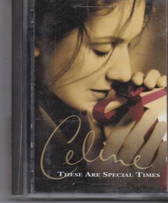 Celine Dion-These Are Special Times Minidisc album