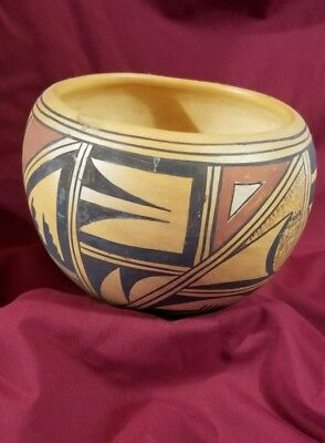 Vintage HOPI Pottery by Laura Tomosie