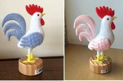Original ROOSTER / GALO de BARCELOS change color with WEATHER pink-blue PORTUGAL