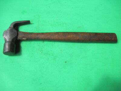 Rare Vintage True Temper No.1224 Hammer Stamped NKP R.R. Hand Tool Made In USA