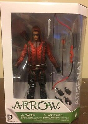 DC Collectibles Arrow ARSENAL Action Figure