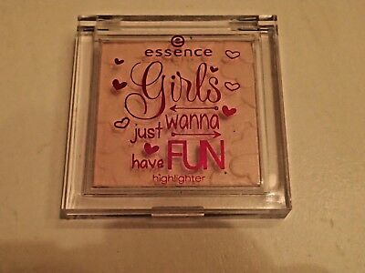 Essence, Highlighter-Puder, Girls just wanna have Fun, 6 g