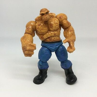 """Marvel Universe Legends The Thing 3.75"""" Hasbro Action Figure Loose"""