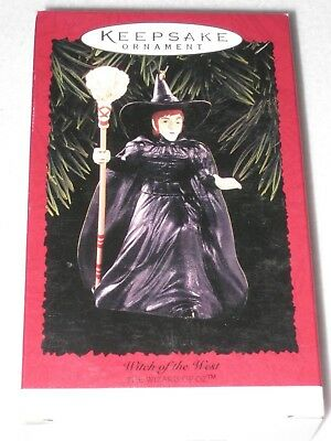 Witch Of The West Wizard Of Oz Hallmark Keepsake Ornament