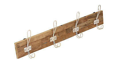 Timber 4 White Hook Coat Hanger
