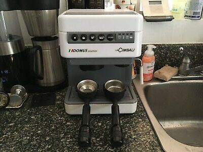 La Cimbali Domus Dosatron Automatic Espresso Machine -- Works Great