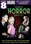 The Best of Horror - Vols. 1 & 2 (DVD) 2-Disc Set! Peter Cushing, Vincent Price