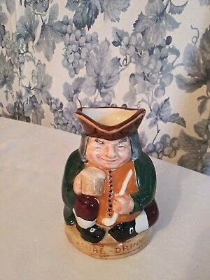 Royal Doulton Toby Jug Honest Measure
