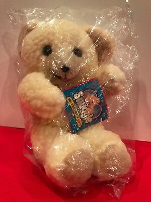 "New Snuggle 9"" Bear Lever Brothers - 1997"