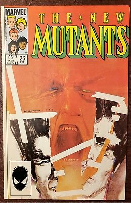 *** The New MUTANTS #26 (NM+ 9.6) 1st LEGION TV and Movies - HOT title ***