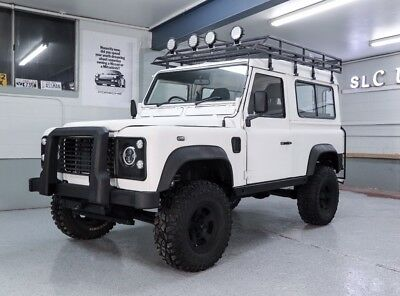 1990 Land Rover Defender  Reconditioned With Brand New 200TDI Motor