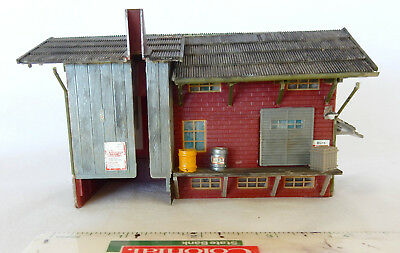 For Model Train Collectors...building...'old Shed'