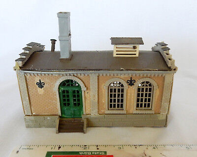 For Model Train Collectors...building...'hall'