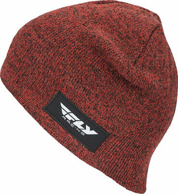 Fly Racing MX Motocross Fitted Beanie (Brick) One Size