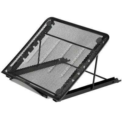 1X(Mesh Ventilated Adjustable Laptop Stand for Laptop/Notebook /Tablet and M7D4