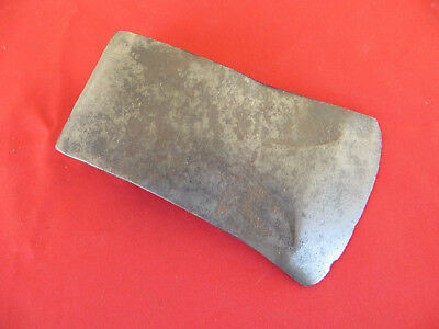 Vintage KELLY PERFECT Small 2lb Axe Head Splitting Scout Camping Tool 1357