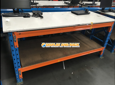 Work Benches - Dexion Type Racking Benches