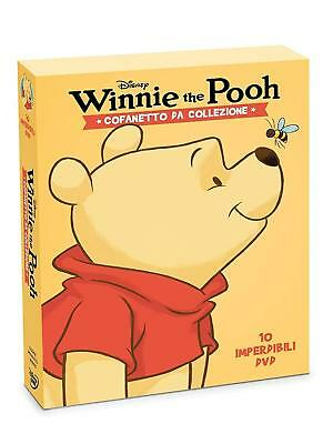 COFANETTO DVD - WINNIE THE POOH COLLECTION - EDIZIONE LIMITATA (10 DVD) - Nuovo