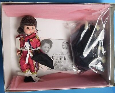 Spain Matador by Madame Alexander 2003 MIB