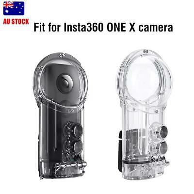 Underwater Housing Protective Case Waterproof for Insta 360 One X Action Camera