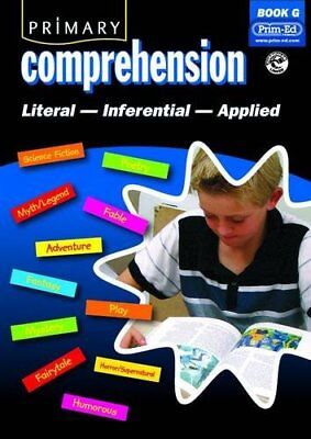 Primary Comprehension: Fiction and Nonfiction Texts: Bk. G New Paperback Book
