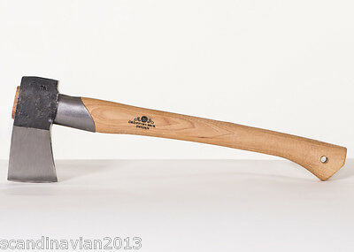 NEW Gransfors Splitting Hatchet Axe 439 + 20 Yrs Guaranty Made in Sweden*