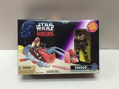 1996 Star Wars .. SHADOWS OF THE EMPIRE .. SWOOP..Unopened