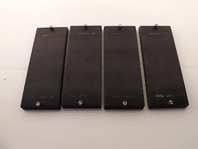 Lot of 4  GSC-120861-R1, T2407841-002 Chip IC Adujustable Matrix Tray T36998
