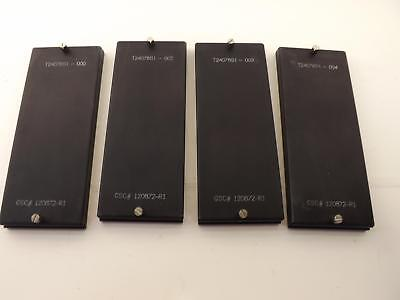 Lot of 4  GSC-120872-R1, T2407851 Chip IC Adujustable Matrix Tray T37007