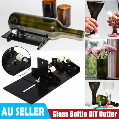 Glass Bottle Cutter Machine Recycle Jar Wine Bottles Cutting DIY Recycle Tool EB