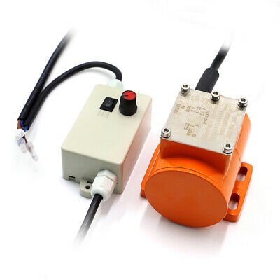 12/24/36V DC Vibration Brushless Micro Motor With Speed Controller Fr Industrial